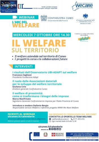 ABC del WELFARE